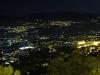 Vista di Altofonte e Villa Ciambra dalle alture di Monreale