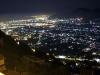Vista di Palermo dalle alture di Monreale
