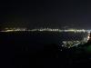 Porto di Palermo e costa direzione Messina